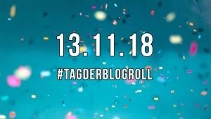 Am 13.11.2018 ist der erste #TagDerBlogroll | Bloggerei | Was is hier eigentlich los?