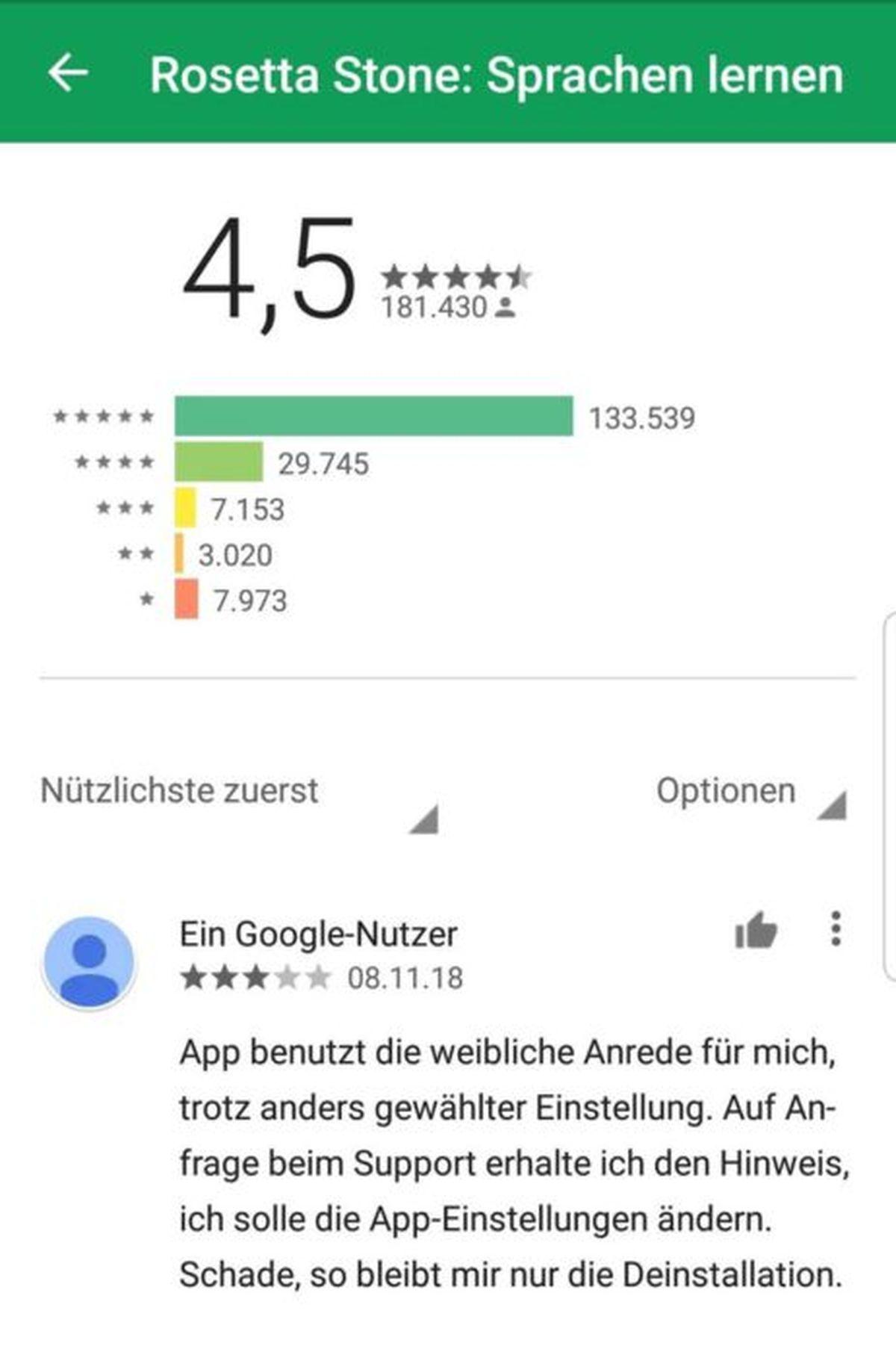 App-Rezension direkt aus der Hölle | WTF | Was is hier eigentlich los?