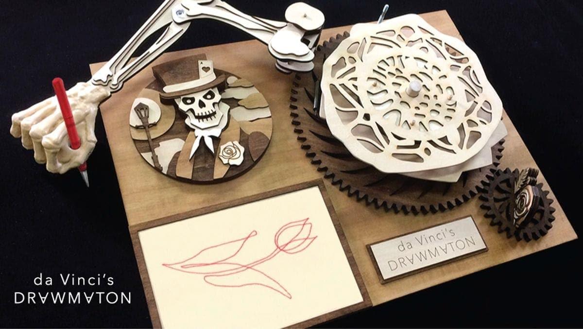 Da Vinci's Drawmaton | Gadgets | Was is hier eigentlich los?