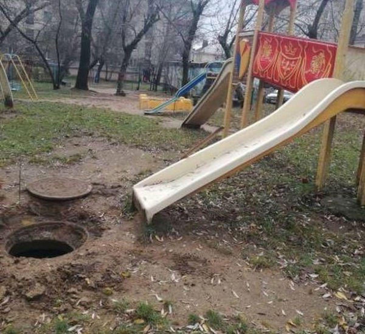 Ein Spielplatz für besonders schwierige Kinder | Lustiges | Was is hier eigentlich los?