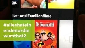 Eine eher ungünstige Anordnung der Filmvorschau bei Netflix | Lustiges | Was is hier eigentlich los? | wihel.de