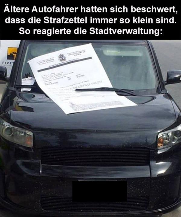 Eine Stadtverwaltung mit Humor | Lustiges | Was is hier eigentlich los? | wihel.de