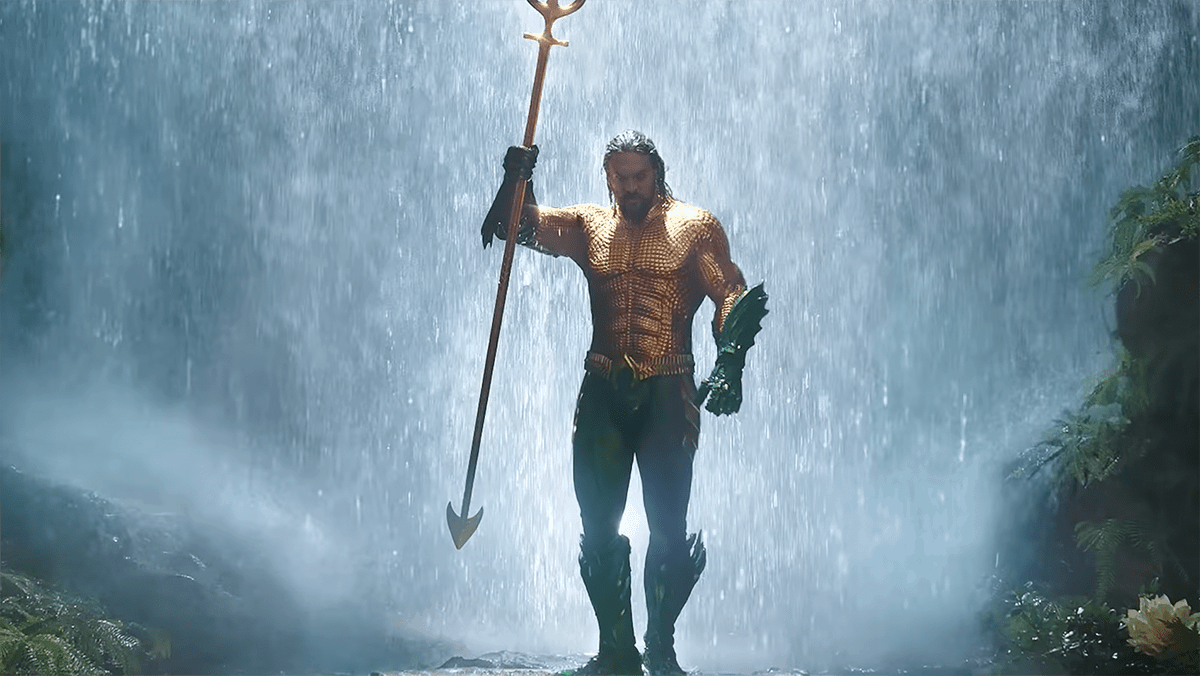 Finaler Trailer: Aquaman | Kino/TV | Was is hier eigentlich los?