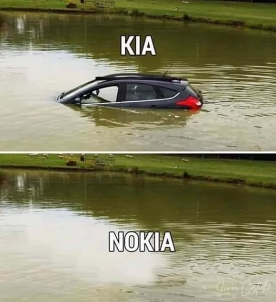Flachwitz der Woche: Was Kia und Nokia verbindet | Lustiges | Was is hier eigentlich los?