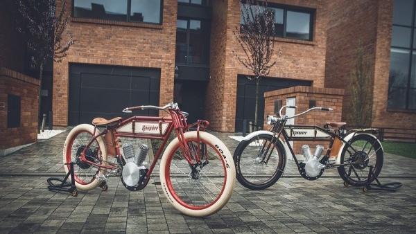 Handgemachte E-Bikes mit Stil | Gadgets | Was is hier eigentlich los? | wihel.de