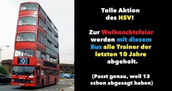 Nette HSV-Aktion   Lustiges   Was is hier eigentlich los?   wihel.de