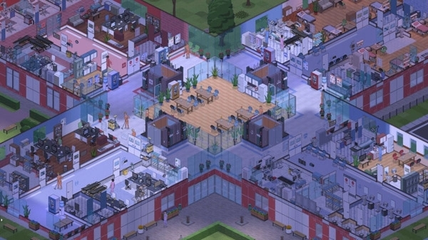 Project Hospital - Die etwas ernsthaftere Klinik-Simulation | Games | Was is hier eigentlich los? | wihel.de
