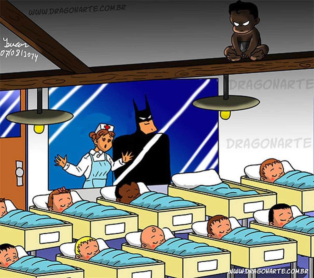 Superhelden-Babies von Lucas Eduardo Nascimento | Design/Kunst | Was is hier eigentlich los?