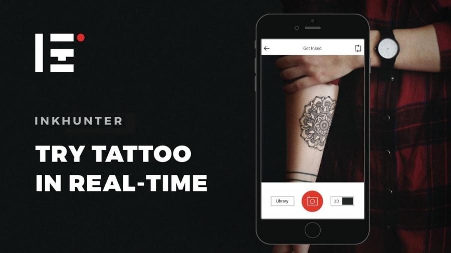Think before you ink - Tattoovorschau mit der INKHUNTER-App | iOS und mehr | Was is hier eigentlich los?