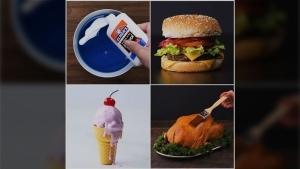 Wie beim Food-Styling getrickst wird | Essen und Trinken | Was is hier eigentlich los? | wihel.de