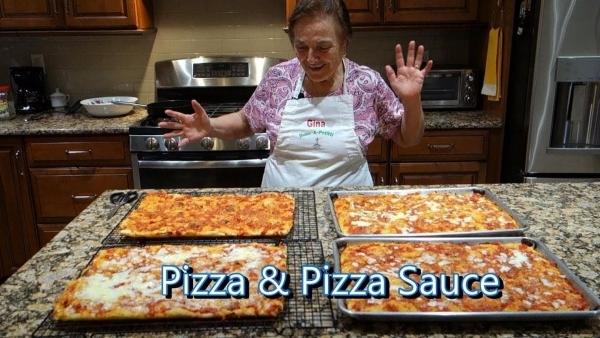 Wie eine italienische Großmutter Pizza macht | Menschen | Was is hier eigentlich los? | wihel.de