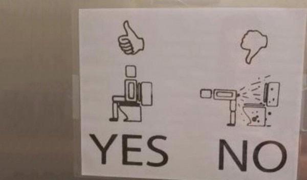 Auch 2018 braucht es noch Toilettenanleitungen ... | Lustiges | Was is hier eigentlich los? | wihel.de