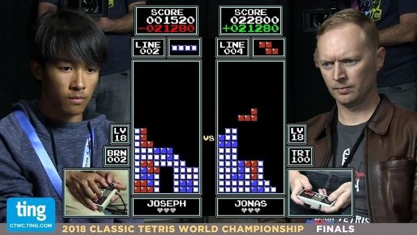 Das Finale der Tetris-Weltmeisterschaft 2018 | Awesome | Was is hier eigentlich los? | wihel.de