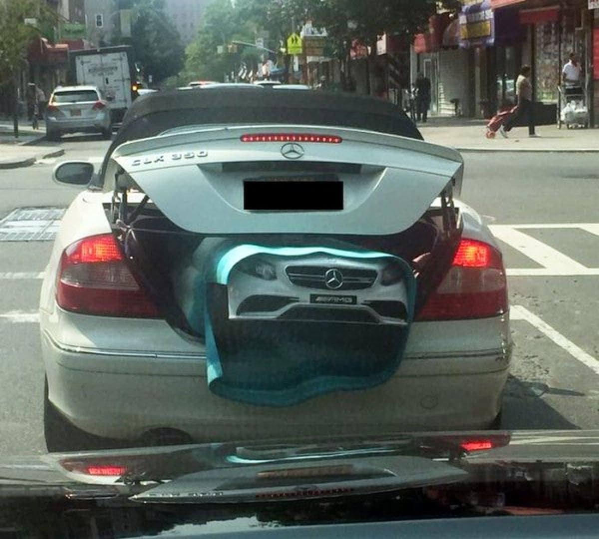 Die Geburt eines neuen Mercedes | Lustiges | Was is hier eigentlich los?