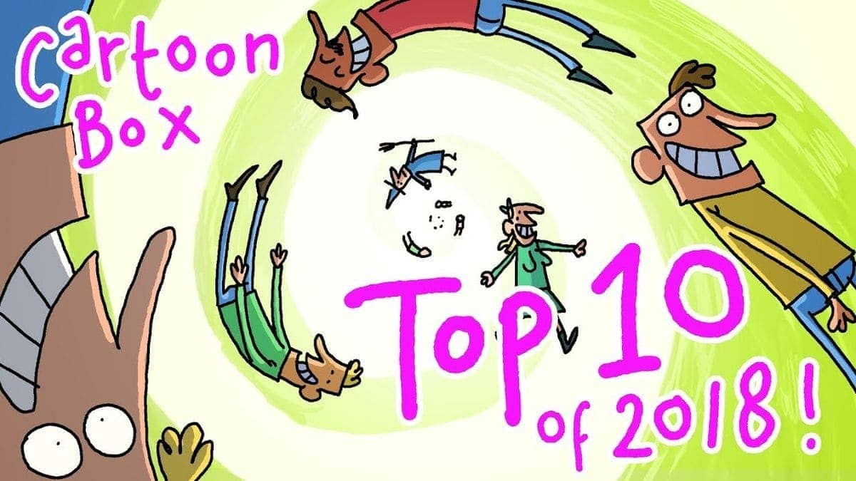 Die Top 10 Cartoons von Cartoon Box 2018 | Lustiges | Was is hier eigentlich los?