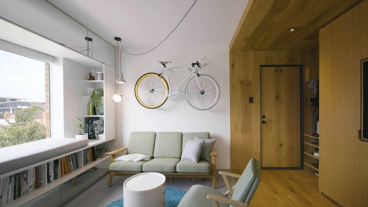 Ein 32m²-Apartment optimal ausgenutzt | Awesome | Was is hier eigentlich los?