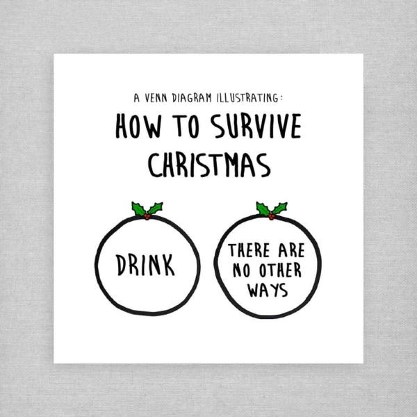 Ein paar tolle Grußkarten für Weihnachten | Lustiges | Was is hier eigentlich los? | wihel.de