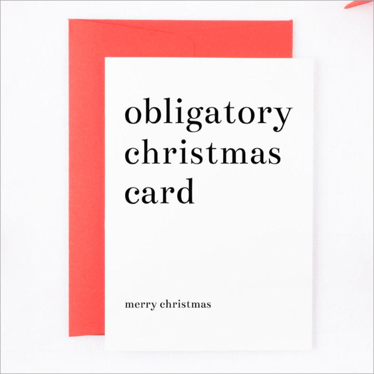 Ein paar tolle Grußkarten für Weihnachten | Lustiges | Was is hier eigentlich los?