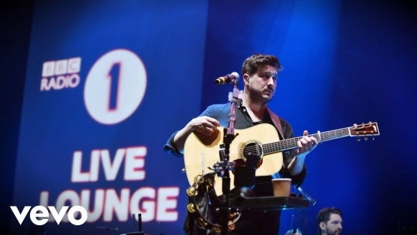 Mumford & Sons in der BBC Radio 1 Live Lounge | Musik | Was is hier eigentlich los?