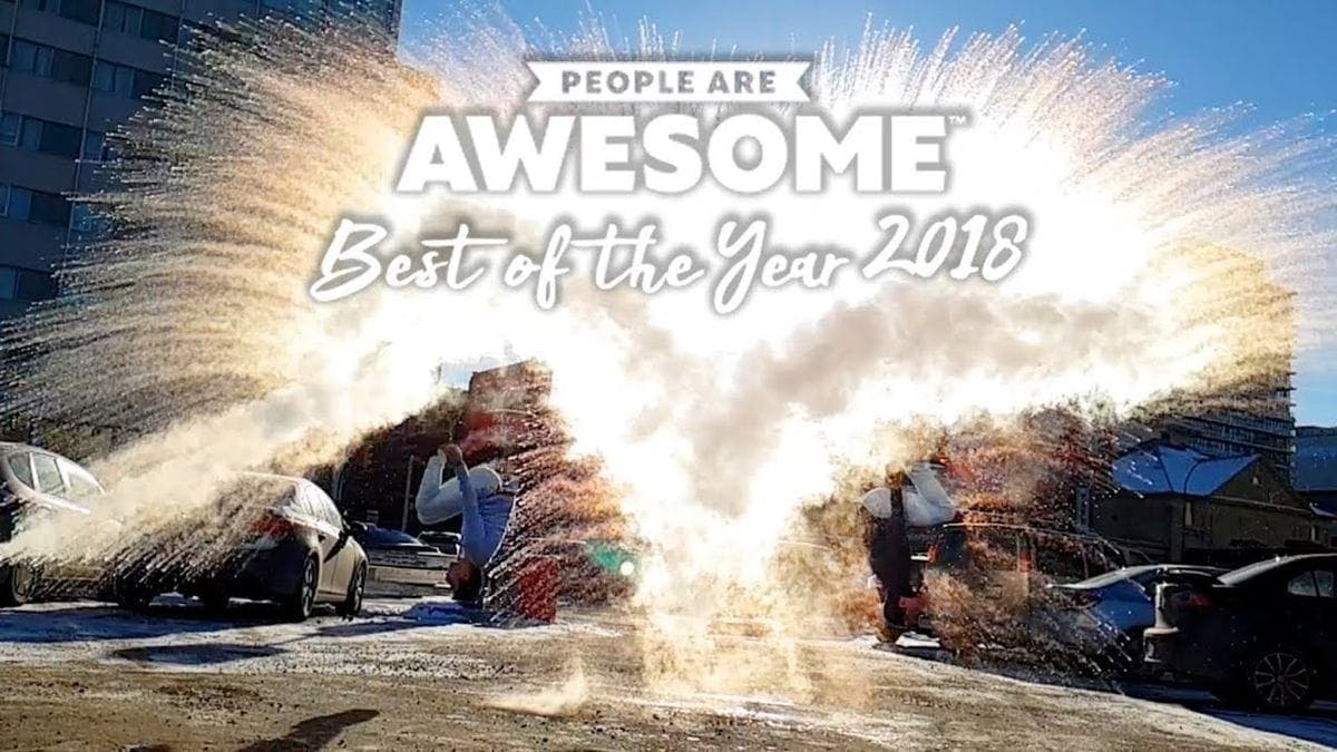 People are awesome 2018 | Awesome | Was is hier eigentlich los?