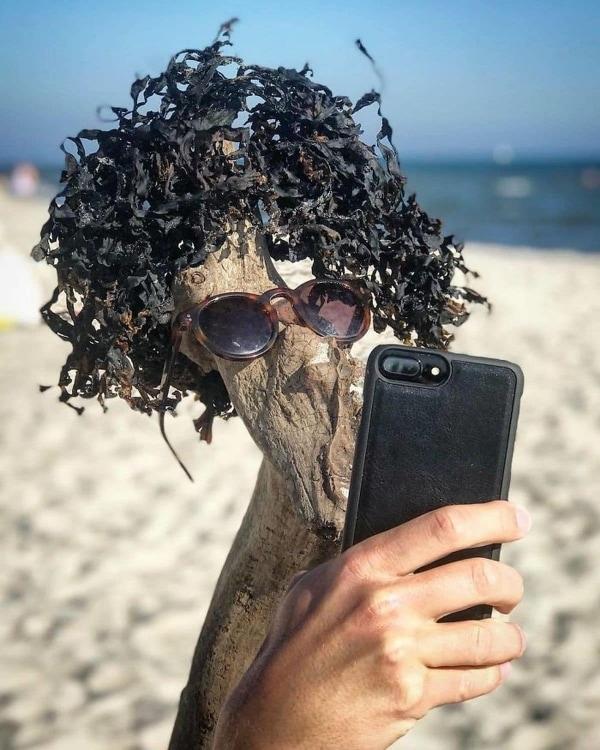 Peter Wihlborg und seine außergewöhnlichen Selfies | Fotografie | Was is hier eigentlich los? | wihel.de
