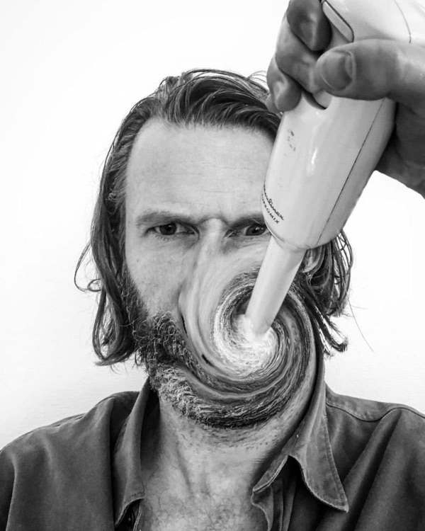 Peter Wihlborg und seine außergewöhnlichen Selfies | Fotografie | Was is hier eigentlich los?