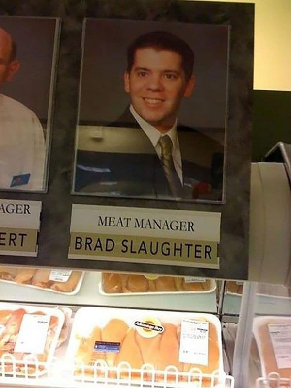 Wenn Name und Job perfekt zusammen passen | Lustiges | Was is hier eigentlich los? | wihel.de