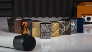 Zippo feiert seinen Klick als Hörmarke und entdeckt ASMR für sich | sponsored Posts | Was is hier eigentlich los? | wihel.de
