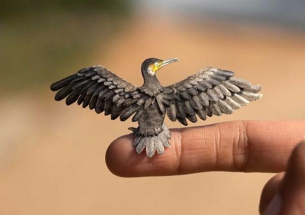 365 Papiervögel von Nayan & Vaishali | Design/Kunst | Was is hier eigentlich los? | wihel.de