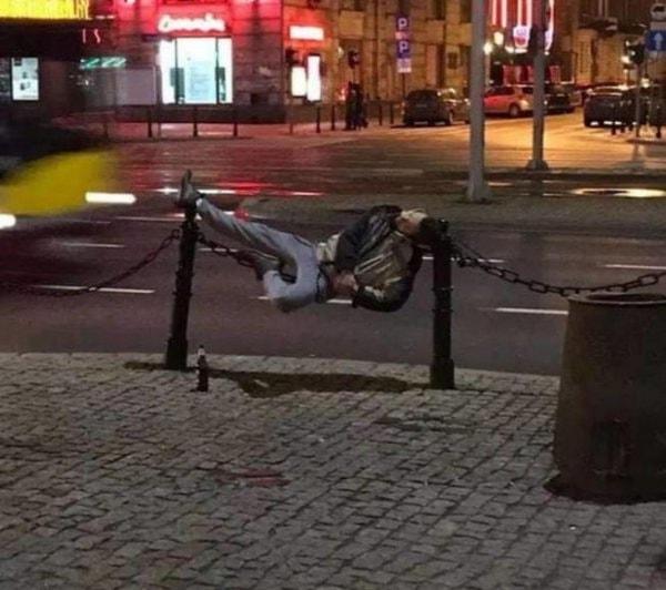Ach das ist dieses Abhängen in der Stadt | Lustiges | Was is hier eigentlich los? | wihel.de