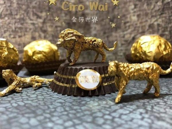 Ciro Wai und seine Rocher-Figuren   Design/Kunst   Was is hier eigentlich los?   wihel.de