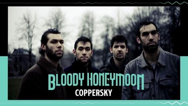 Coppersky - Bloody Honeymoon | Musik | Was is hier eigentlich los? | wihel.de