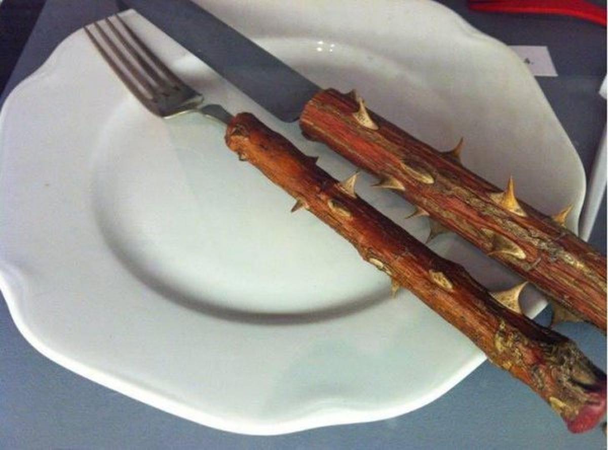 Das perfekte Diät-Besteck | Lustiges | Was is hier eigentlich los?