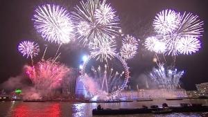 Diverse Silvesterfeuerwerke aus aller Welt | Awesome | Was is hier eigentlich los?