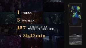 Ein Kleid, das zeigt, wo Frauen angefasst wurden | Gadgets | Was is hier eigentlich los?