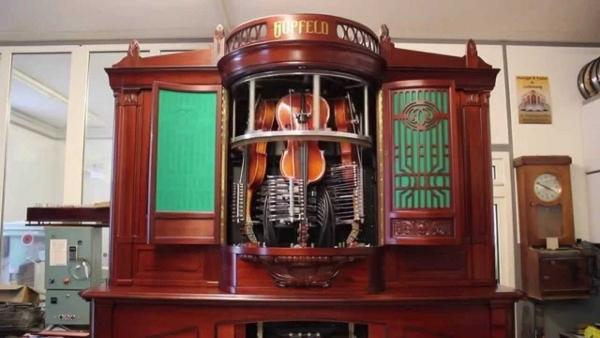 Eine Phonoliszt-Violina | Gadgets | Was is hier eigentlich los? | wihel.de