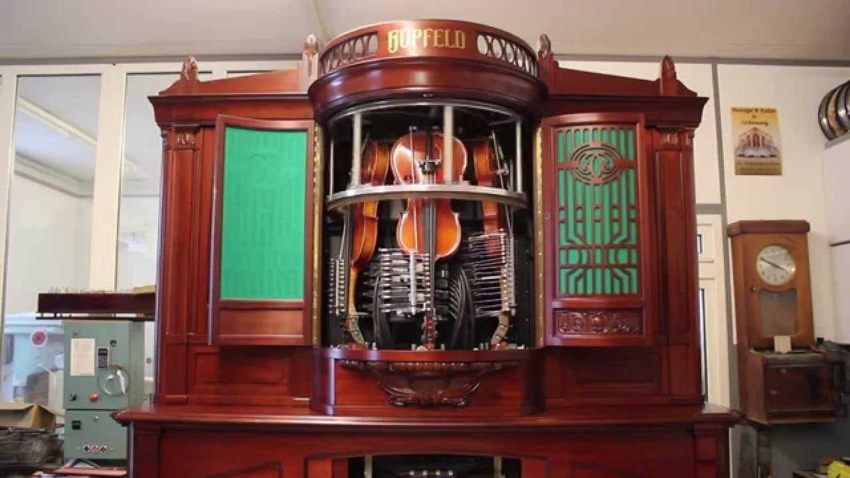 Eine Phonoliszt-Violina | Gadgets | Was is hier eigentlich los?