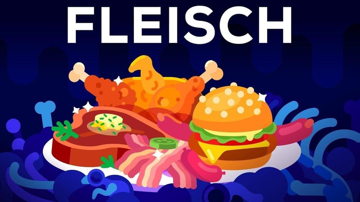Fleisch – Das leckerste Übel der Welt? | Was gelernt | Was is hier eigentlich los?