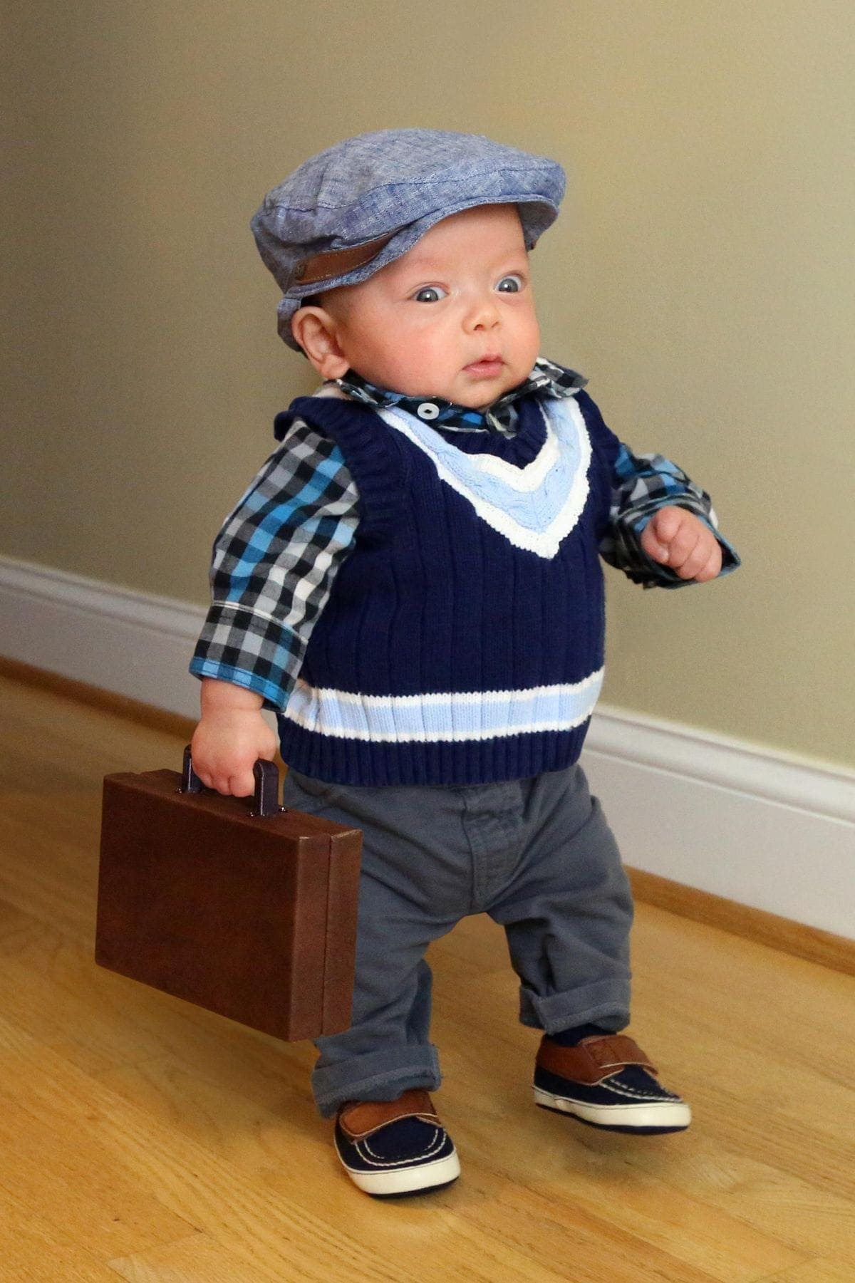 Matt Mac und sein ziemlich umtriebiger Sohn Ryan (9 Wochen alt) | Lustiges | Was is hier eigentlich los?