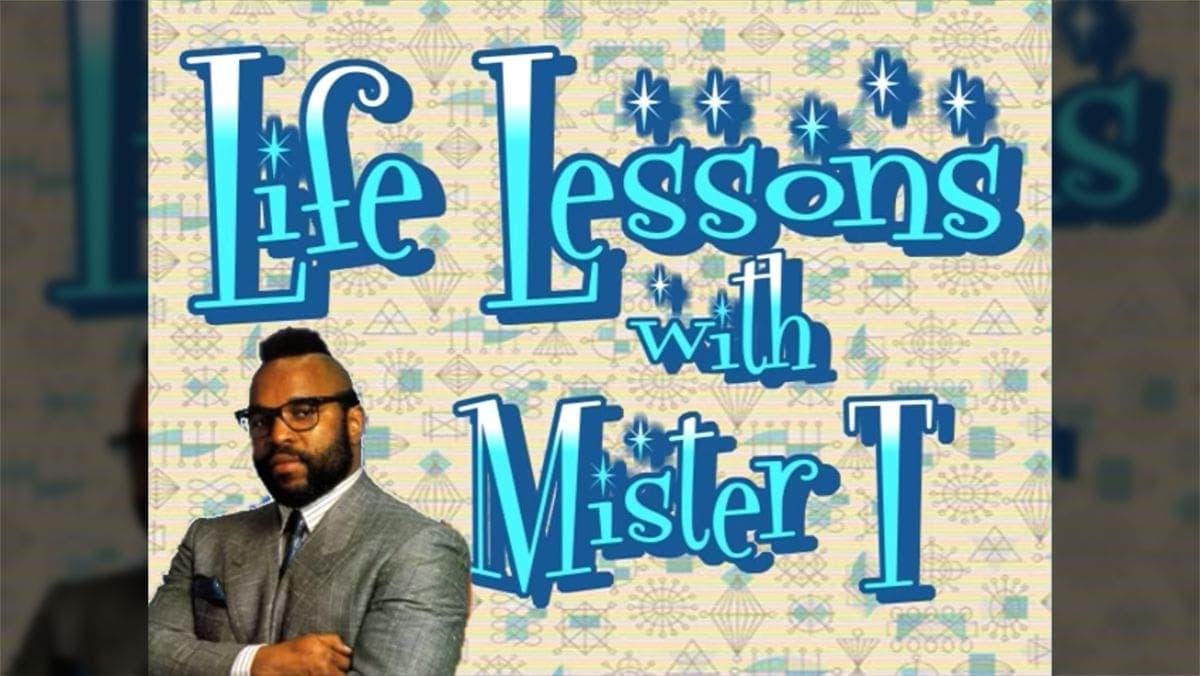 Mit Mr. T fürs Leben lernen | Zeitgeschichte | Was is hier eigentlich los?