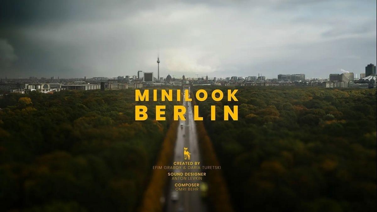 Tiltshift & Timelapse: MiniLook Berlin | Travel | Was is hier eigentlich los?