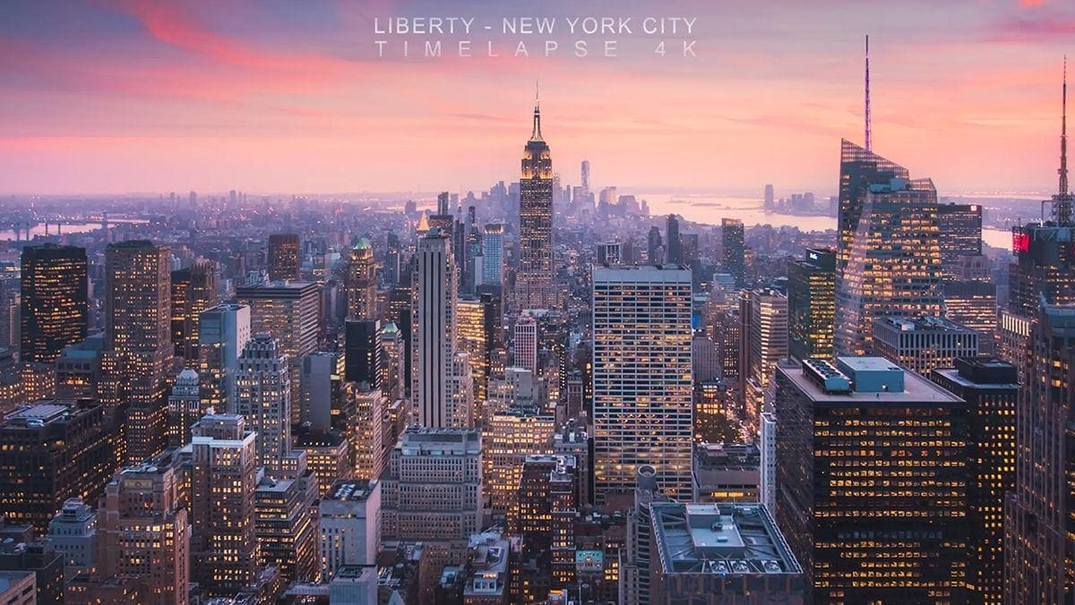 Timelapse: Liberty | Travel | Was is hier eigentlich los?