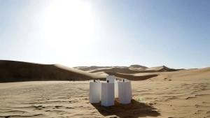Totos Africa spielt für immer in der Wüste | Design/Kunst | Was is hier eigentlich los?