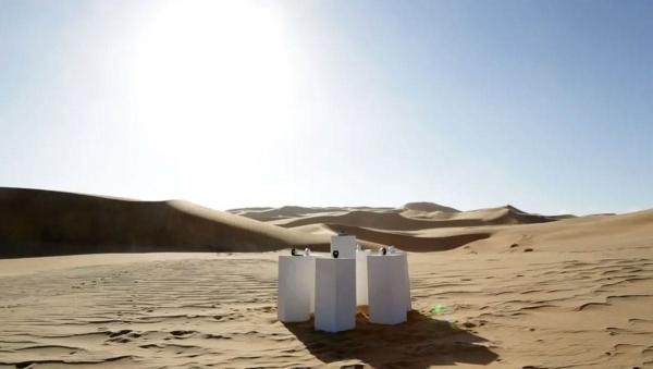 Totos Africa spielt für immer in der Wüste | Design/Kunst | Was is hier eigentlich los? | wihel.de