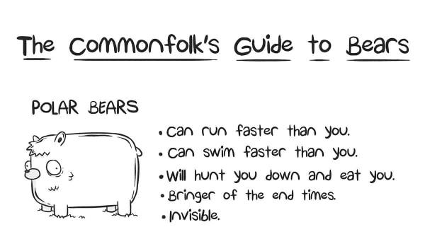 Was man über Bären wissen sollte | Lustiges | Was is hier eigentlich los? | wihel.de