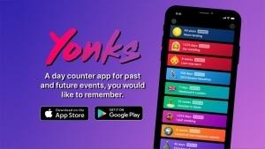 Yonks - Ein Day-Counter, der auch nach was aussieht | iOS und mehr | Was is hier eigentlich los? | wihel.de