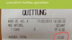 Lifehack der Woche: Gratis Kaffee | Lustiges | Was is hier eigentlich los? | wihel.de