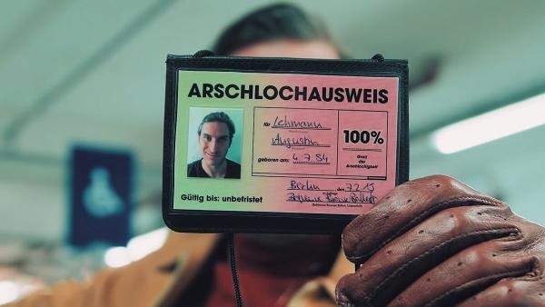Der Arschlochausweis | Lustiges | Was is hier eigentlich los? | wihel.de
