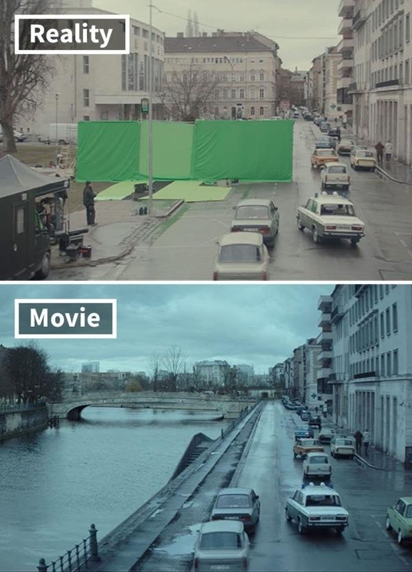 Ein Instagram-Account mit den Geheimnissen hinter Special Effects | Kino/TV | Was is hier eigentlich los?