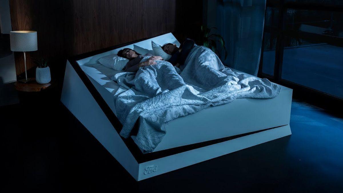 Ein intelligentes Bett von Ford, in dem wir alle Platz haben | Gadgets | Was is hier eigentlich los?